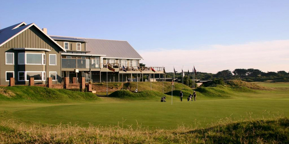 Barwon Heads Golf Course